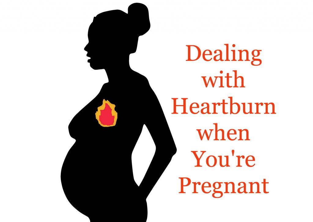 Heartburn pregnant