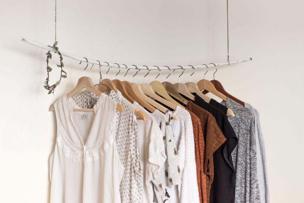 Repurposing maternity clothes