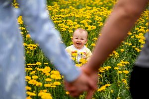 Spring and summer activities for babies