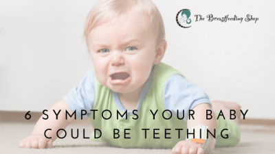 6 Symptoms Your Baby Could Be Teething