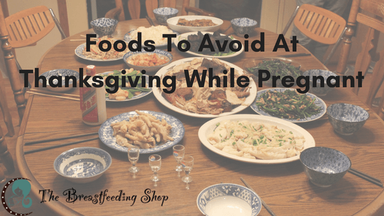 Foods to Avoid at Thanksgiving While Pregnant