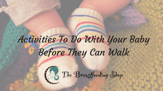 Things To Do With Your Baby Before They Can Walk