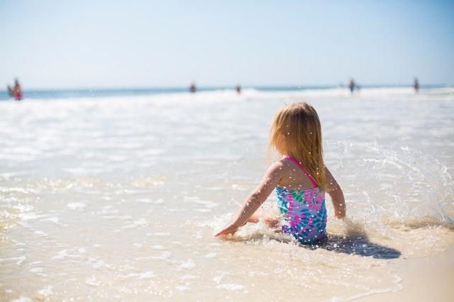 girl shore