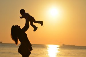 Baby safety tips for the sun