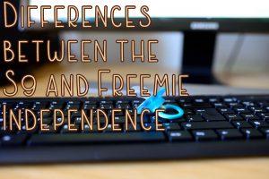Deciding between Spectra S9 Vs Freemie Independence