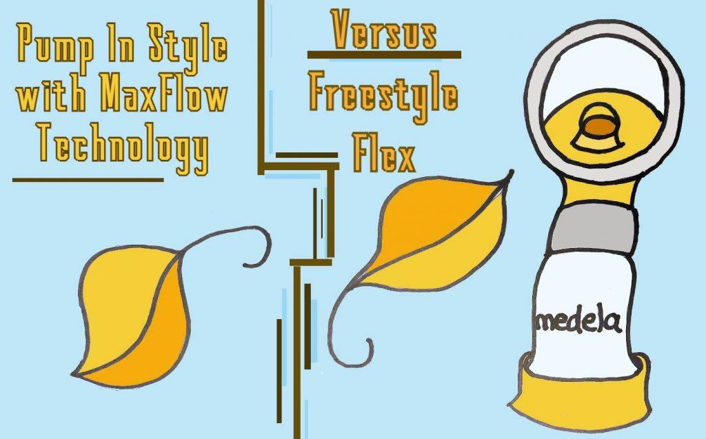 Freestyle Flex Vs Pump In Style