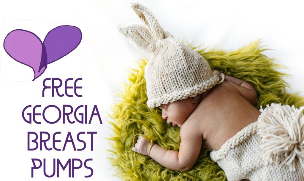 Georgia CareSource Breast Pump