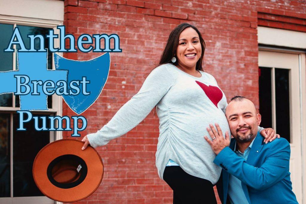 Indiana Anthem Blue Cross Blue Shield breast pump